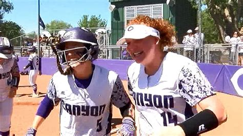 softball team sets new home run record kvii