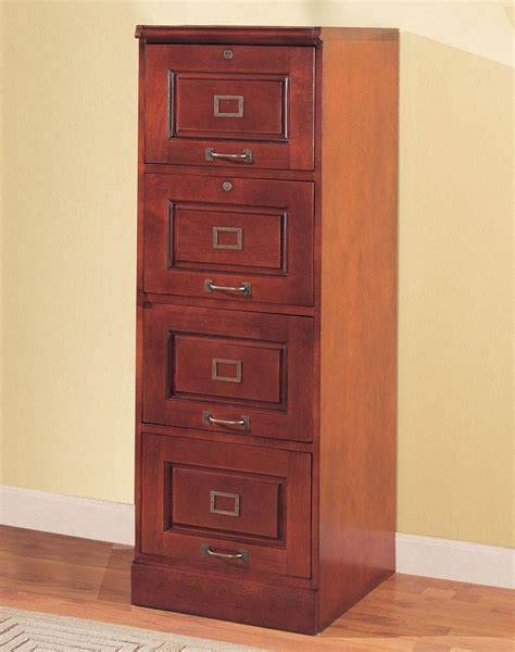 wood vertical file cabinet four drawer file cabinet wood roselawnlutheran