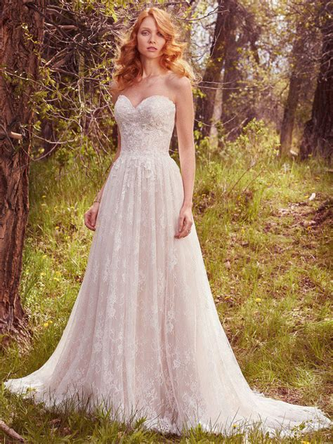 Wedding Dresses Maggie by Maggie Sottero 2017 Avery Collection Elegantwedding Ca