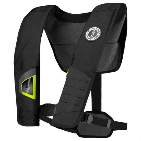 Mustang Automatic Life Jackets by Mustang Survival Dlx 38 Automatic Inflatable Life Jacket