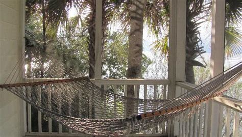 hammock on porch hammock on porch picture of the cottages on charleston