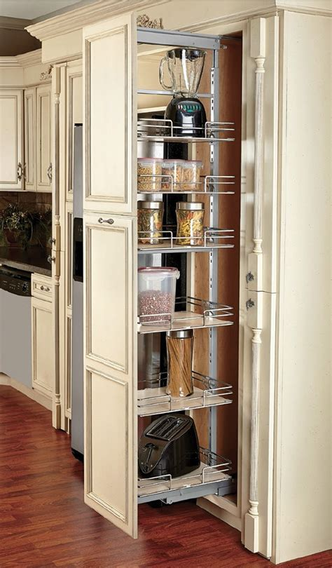 pull  pantry cabinet motion