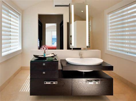 Elegant Contemporary Bathroom By Elizabeth Rosensteel Bathroom Vanities Island