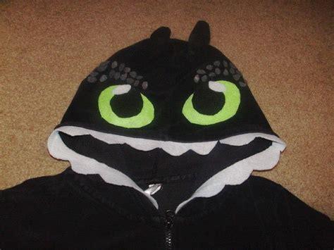 toothless  dragon jacket  hoodie decorating