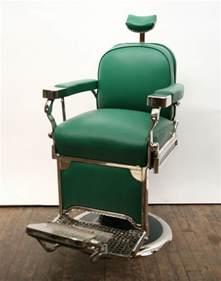 original 1950 s theo a kochs antique barber chair barber
