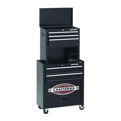 craftsman 6 drawer tool chest and cabinet craftsman riser tool box chest 5 drawer case cabinet