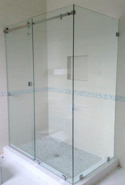 Serenity Shower Door by Serenity Sliding Doors With 90 Degree Panel Artistcraft