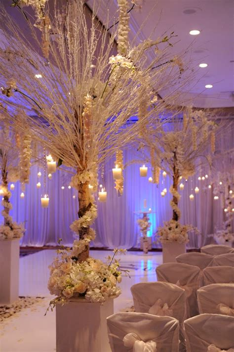 winter wonderland wedding belle  magazine