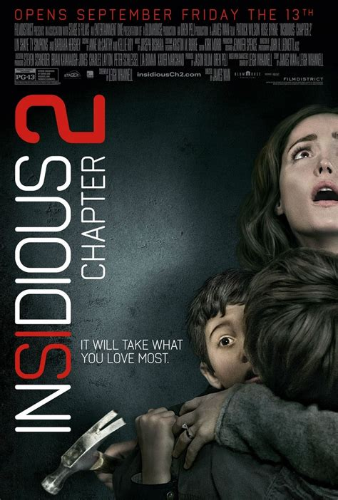 film insidious 2 vf insidious 2 2013