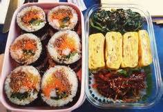 Bento Food Eggroll miso soup lunches and lunch boxes on