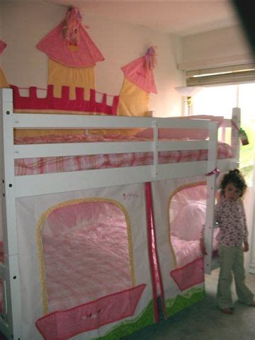 Bunk Bed Cover 15 Best Images About Bunk Bed Stuff On Loft Beds Play Houses And No Sew Curtains