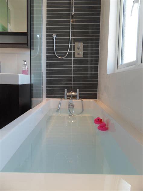 Modern Bathroom Feature Tiles Modern Monochrome Bathroom Colour Republic