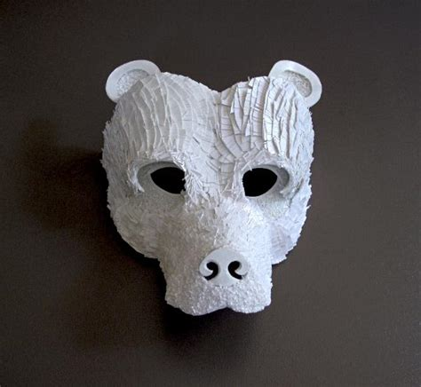 Paper Mask - paper animal masks