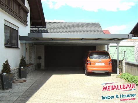 vordach carport überdachung metallbau treiber hausner 220 berdachung giebeldach