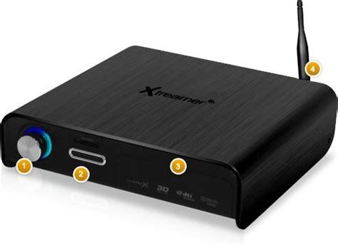 Xtreamer Basecam Black 1 xtreamer prodigy black tv con doble sintonizador de tdt discos duros multimedia alta