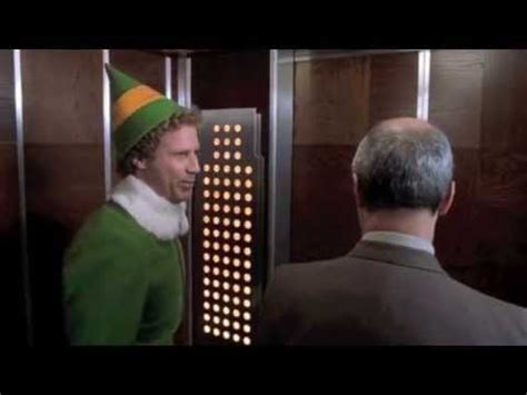 elf 7 10 best movie quote elevator buttons look like a