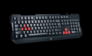 Keyboard Gaming 200 Ribuan genius kmh 200 a value gaming combo including a