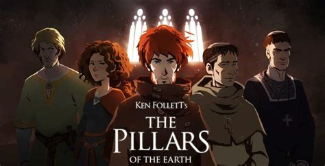 guida ken follett s the pillars of the earth libro 1 player it