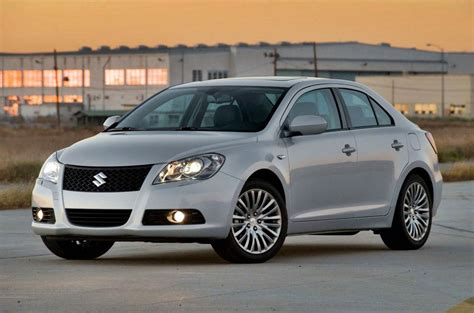 2011 suzuki kizashi price mpg review specs pictures