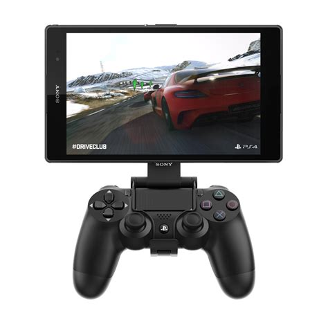 remote play for android sony announces xperia z3 tablet compact with ps4 remote play support