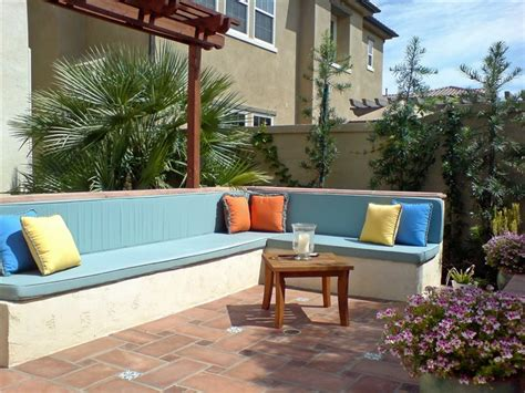 Backyard Seating by Seating Area Newport Ca Photo Gallery