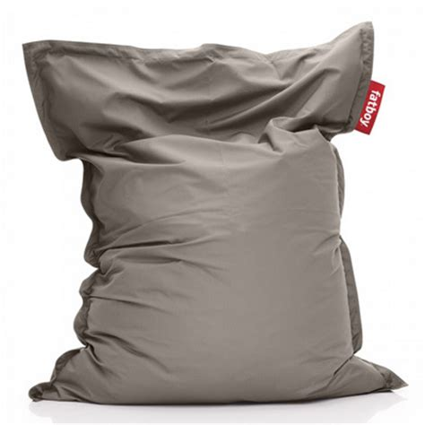 cuscini fatboy grand coussin original outdoor fatboy couleur taupe