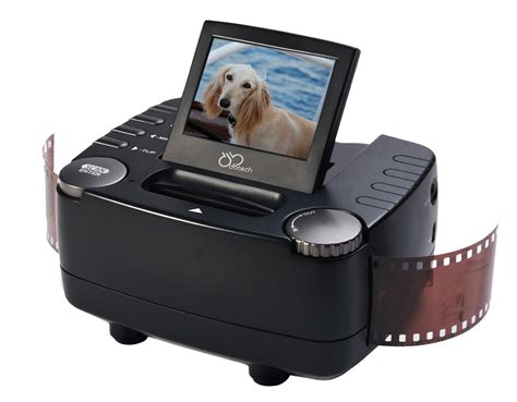 Slide And Negative To Digital Picture Converter by Db Tech 35mm Slide And Negative Scanner To