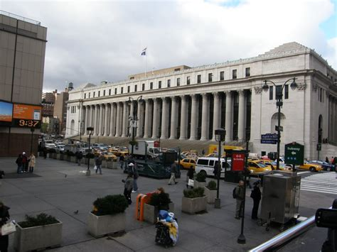 New York Post Office by Panoramio Photo Of New York Post Office