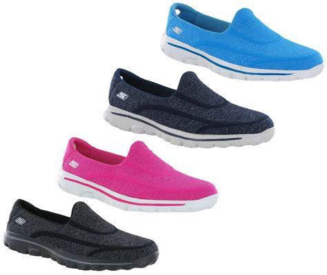 new skechers shoes for new womens skechers go walk 2 sock comfort shoes