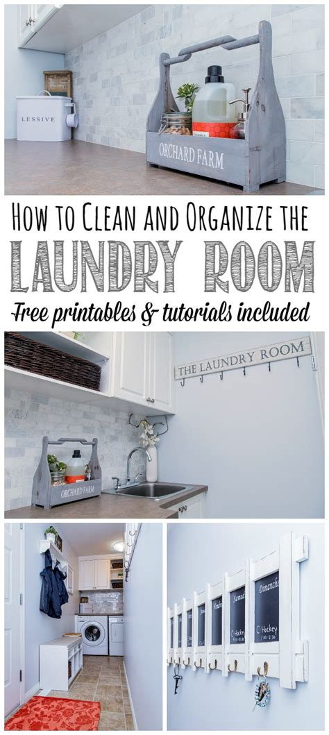 how to organize laundry room how to clean and organize the laundry room clean and scentsible