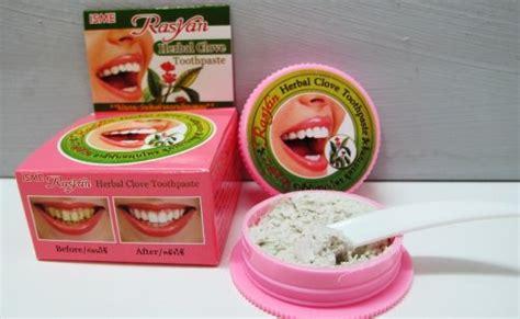 Pemutih Gigi Up selamat datang ke kedai siti pemutih gigi rasyan herbal clove toothpaste