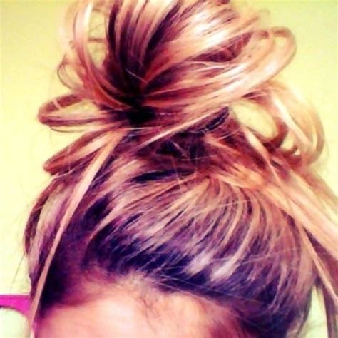 can you get a messy bun look with the bun maker perfect messy bun beauty pinterest