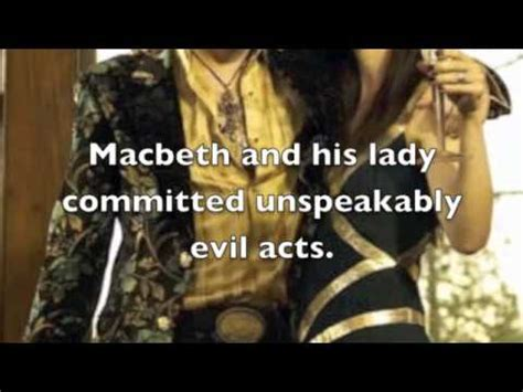 macbeth themes youtube good vs evil macbeth themes youtube