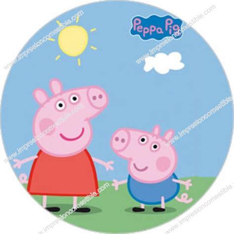 peppa pig 10 feliz 8448842650 oblea galletas peppa pig