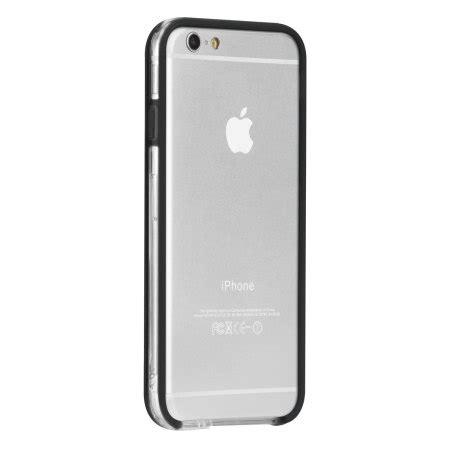 Jual Mate Tough Frame Iphone 6 Original Black Baru Cov Mate Tough Frame Iphone 6 Bumper Clear Black