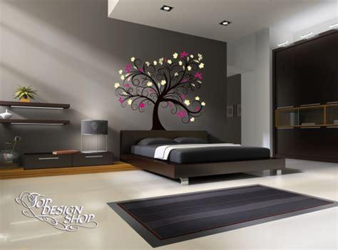 grünpflanzen wohnung schlafzimmer bett design