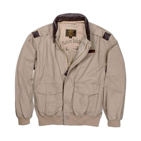 Jacket Bomber 2 the cockpit 174 usa a 2 cotton bomber jacket