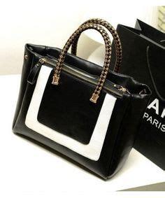 Berkualitas Tas Anabelle Murah Impor Leather tas import p823 black tas korea harga murah merek