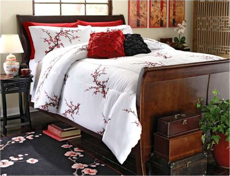 sakura oriental comforters asian cherry blossom bedroom comforter tedx decors the adorable of japanese cherry blossom