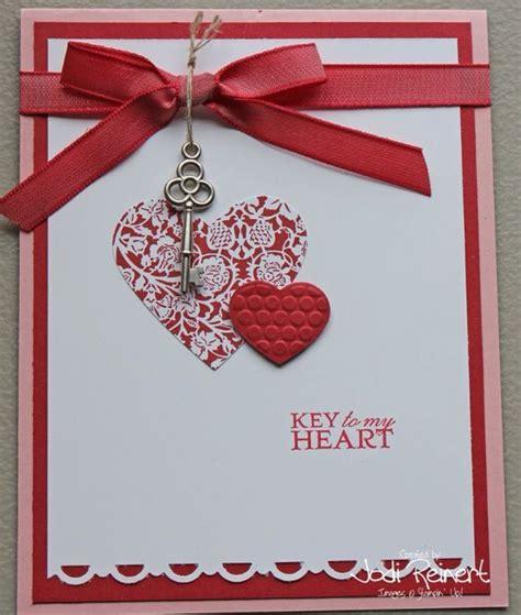 Amazing Handmade Cards - best 25 handmade valentines cards ideas on
