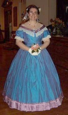 1860s evening dress fashions, descriptions and fashion