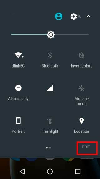 how to customize android how to customize settings panel in android nougat android guides
