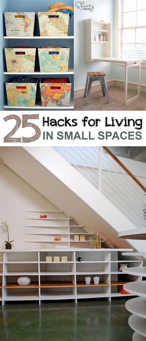 small space storage hacks 25 hacks for living in small spaces storage bins sliding doors and cers