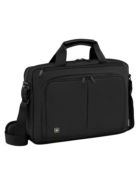 "Wenger Source 16"" Laptop Briefcase with Tablet Pocket at"