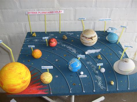 como hacer un planetario en una caja de zapatos maqueta de los planetas imagui