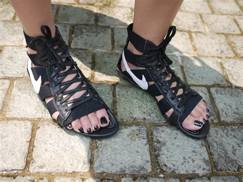 nike jesus sandals fashion trend nike sandals world of shay