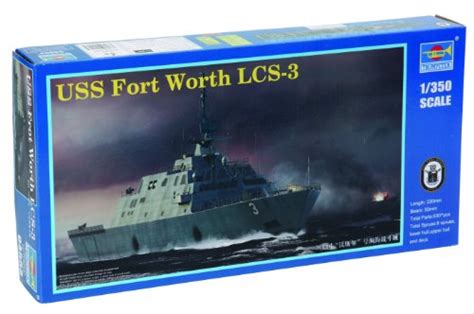 Best Seller Lcs 11 trumpeter 04553 modellino nave uss forth worth lcs 3