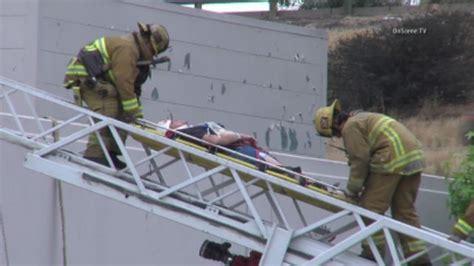 Pomona Probation Office by Small Plane Crash Lands On Pomona Building Roof Mynewsla