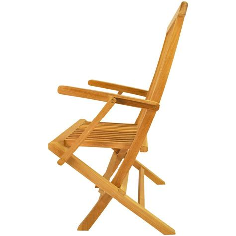 Wooden Chair Arms