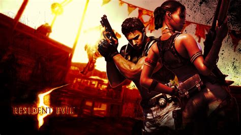 resident evil capcom confrims resident evil 5 set to be released on june 28th for ps4 and xbox one